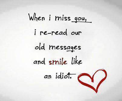 Old messages